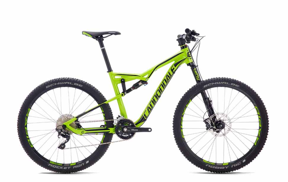 Cannondale Habit rental